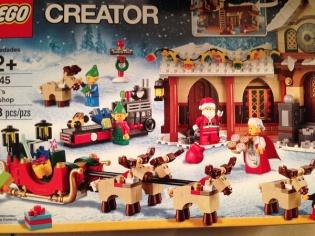 Christmas Legos