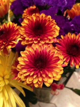 birthday bouquet-detail