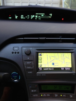 complicated dashboard