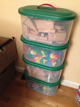 toy containers