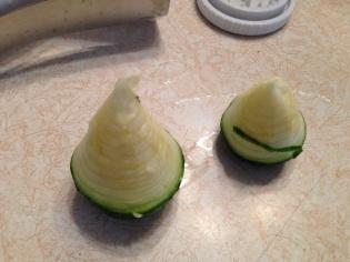 zucchini hubs