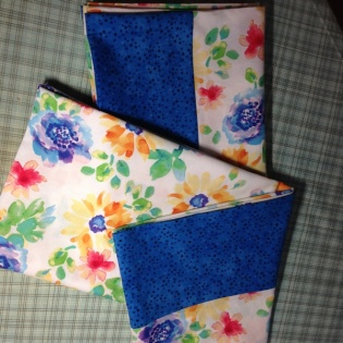 flower pillowcases