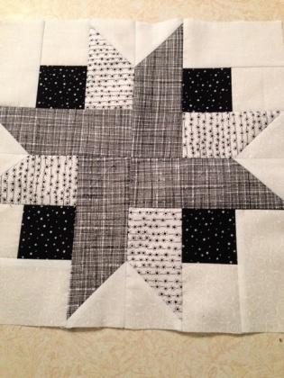 Spring star block