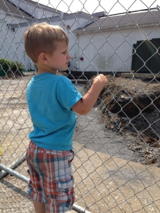 construction fence