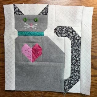 pussy cat block