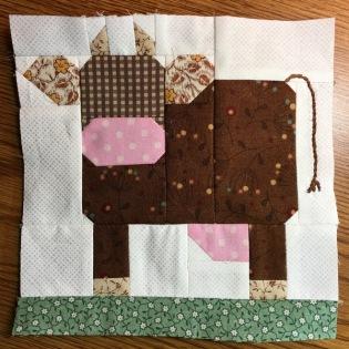 cow block
