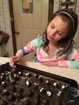 Natasha frosts truffles