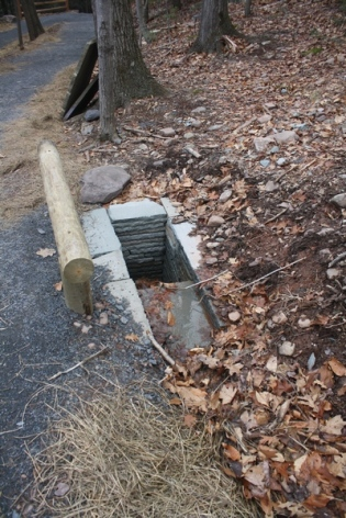 bluestone drain